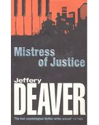 Mistress of Justice - Jeffery Deaver