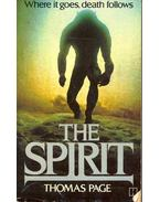 The Spirit - Page, Thomas