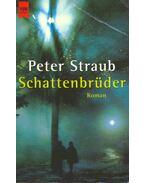 Schattenbrüder (Eredeti cím: Mr. X) - STRAUB,PETER