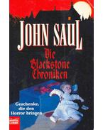 Die Blackstone Chroniken - Geschenke, die den Horror bringen (Eredeti cím: The Blackstone Chronicles) - Saul, John