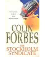 The Stockholm Syndicate - Forbes, Colin