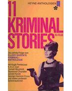 11 Kriminal Stories - Ellery Queen