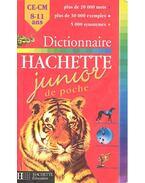 Dictionnaire Hachette Junior de poche - MÉVEL, JEAN-PIERRE
