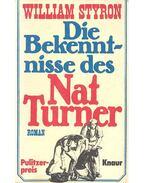Die Bekenntnisse des Nat Turner - William Styron