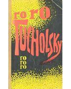 Zwischen gestern und morgen - Eine Auswahl aus seinen Schriften und Gedichten - Kurt Tucholsky