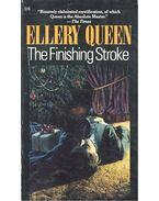 The Finishing Stroke - Ellery Queen