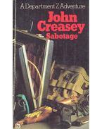 Sabotage - Creasey, John