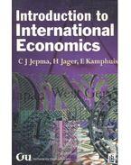 Introduction to International Economics - Jepma, Catrinus J., Jager, Henk, Kamphuis, Elise