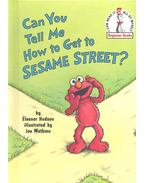 Can You Tell Me How to Get to Sesame Street? - HUDSON, ELEANOR