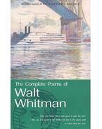 Complete Poems - Walt Whitman