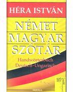 Német-magyar szótár - Héra István