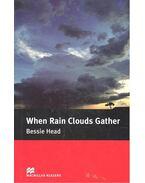 When Rain Clouds Gather - Level 5 - Intermediate - HEAD, BESSIE