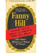 Fanny Hill - Memoirs of a Woman of Pleasure - Cleland, John
