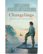 Changelings - MCcCAFFREY, ANNE - SCARBOROUGH, ELIZABETH ANN