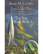 The Ship Who Won - McCAFFREY, ANNE - NYE, JODY LYNN
