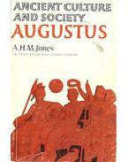 Augustus - Jones, A. H. M.