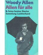 Allen für Alle - Seine besten Stories - Woody Allen