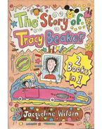The Story of Tracy Beaker; The Worry Website - Jacqueline Wilson