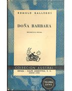 Dona Barbara - Gallegos, Romulo