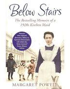 Below Stairs - POWELL, MARGARET