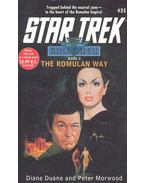 Rihannsu: Romulan Way - Book Tw - DUANE, DIANE - MORWOOD, PETER
