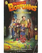 The complete Borrowers stories - NORTON,MARY
