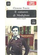 Il romanzo di Modiglani - FUSERO, CLEMENTE