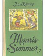 Maaris Sommer - Rannap, Jaan