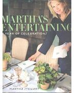 Martha's Entertaining - STEWART, MARTHA