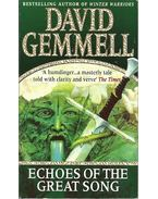 Echoes of the Great Song - David Gemmell