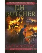 Captain's Fury - Jim Butcher
