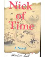 Nick of Time - BELL, THEODORE