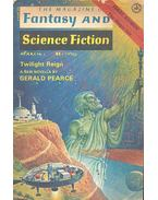 The Magazine of Fantasy and Science Fiction - FERMAN, EDWARD L. (ed.)