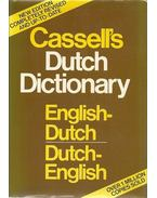 Cassell's New Dutch Dictionary - Cassell Publishing, Cassells Editors