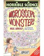 Microscopic Monsters - Arnold, Nick