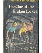 The Clue of the Broken Locket - Keene, Carolyn
