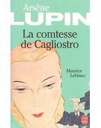 La Comtesse de Cagliostro - Maurice Leblanc