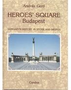 Heroes' Square Budapest - Gerő András