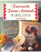 Favourite Farm Animals In Cross Stitch - BEAZLEY, ANGELA