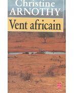 Vent africain - Arnothy,Christine