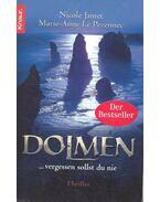 Dolmen - JAMET, NICOLE, MARIE-ANNE LE PEZENNEC