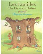 Les familles du Grand Chêne - HÉDELIN, PASCALE