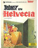 Astérix en Helvecia - RENÉ GOSCINNY
