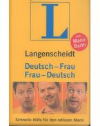 Deutsch-Frau, Frau-Deutsch - BARTH, MARIO