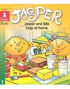 Jasper: Jasper and Bibi Help at Home - BUTRLER, JENI - MEYER, NICO