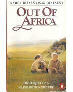 Out of Africa - Blixen, Karen