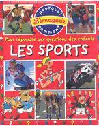 Les sports - Pour répondre aux questions des enfants - BEAUMONT, E. - PAROISSIEN, E. - LEQUESNE, Y.