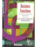 Business Functions - An Active Learning Approach - BUTEL, LYANNE (edt)