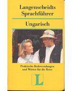Langenscheidts Sprachführer - Ungarisch - MACZKY, MARIA