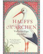 Hauffs Märchen - Vollständige Ausgabe - Wilhelm Hauff
